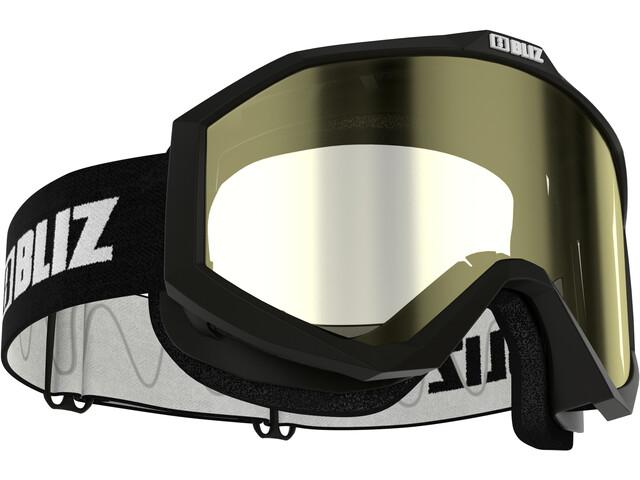 Bliz Liner Goggles Contrast Lens, zwart/wit